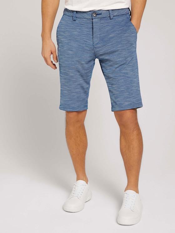 Jersey Chino bermuda shorts