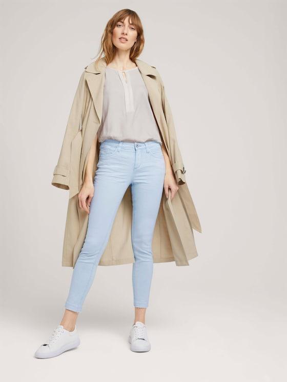 Alexa Skinny Jeans - Frauen - stonington blue - 3 - TOM TAILOR