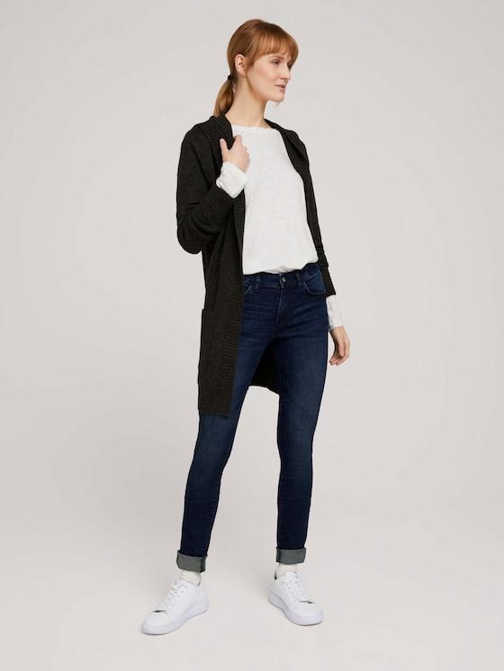 Alexa Skinny Jeans - Frauen - dark stone wash denim - 3 - TOM TAILOR
