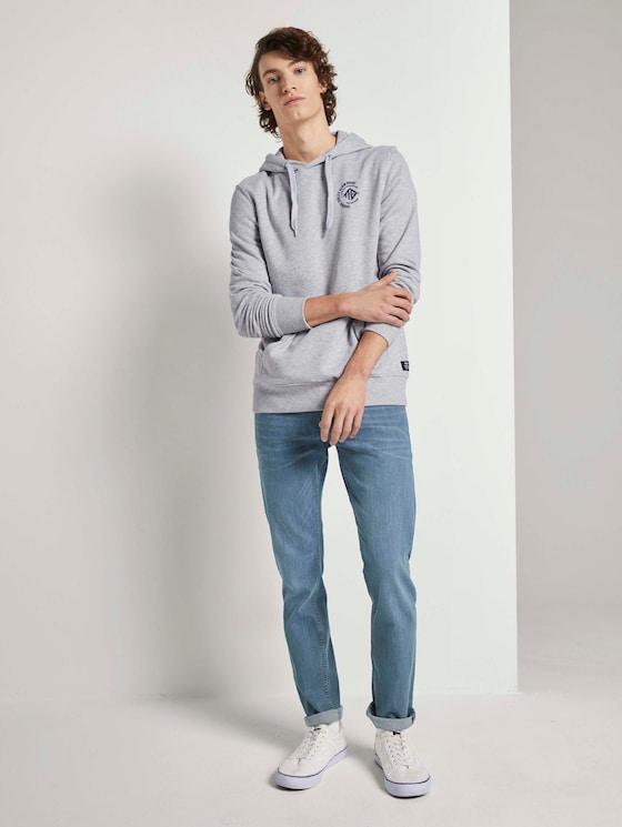 Slim Piers Blue Jeans - Männer - blue grey denim - 3 - TOM TAILOR Denim