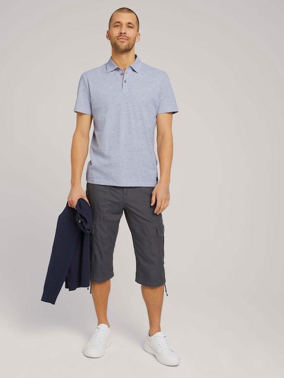 Max Cargo Bermuda Shorts - Männer - Tarmac Grey - 3 - TOM TAILOR