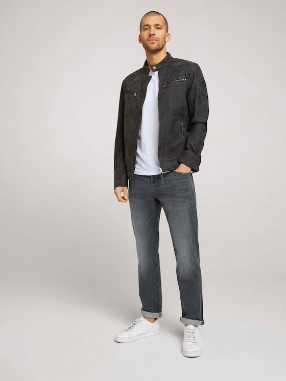 Marvin Straight Jeans - Männer - grey denim - 3 - TOM TAILOR