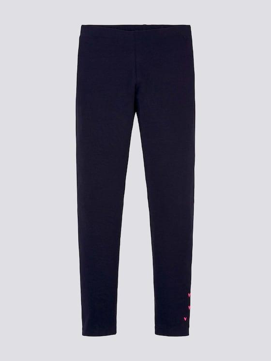 Basic Leggings - Mädchen - kids night sky blue - 7 - Tom Tailor E-Shop Kollektion