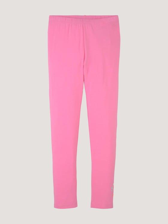 Leggings mit Print - Mädchen - kids sachet pink - 7 - Tom Tailor E-Shop Kollektion