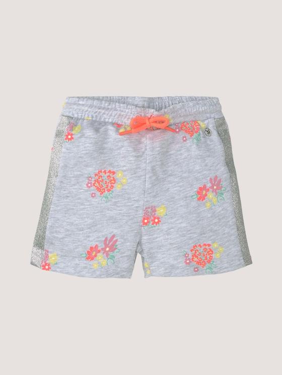 Shorts - Mädchen - kids melange flower design - 7 - Tom Tailor E-Shop Kollektion