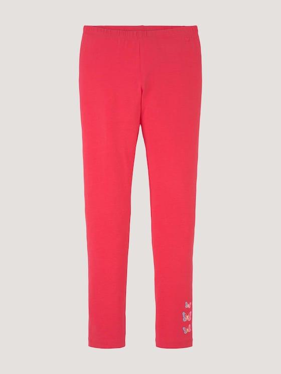 Leggings mit kleinem Print - Mädchen - kids paradise pink - 7 - Tom Tailor E-Shop Kollektion