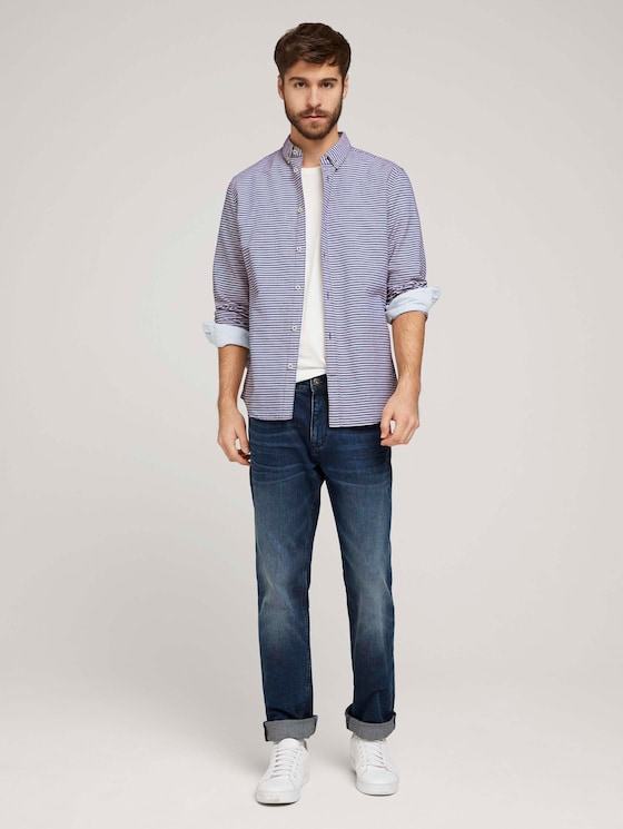 Marvin Regular Slim Jeans - Männer - mid stone wash denim - 3 - TOM TAILOR