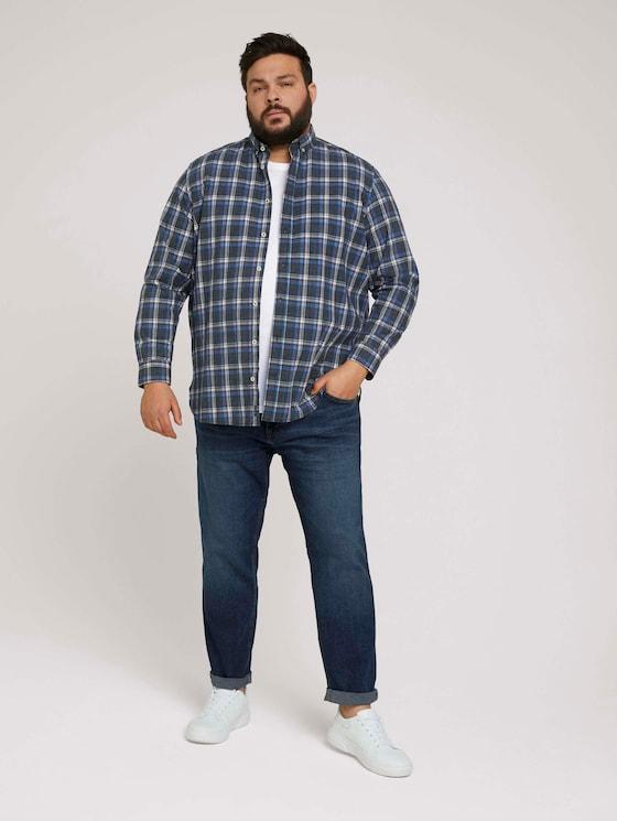 Slim Jeans - Männer - mid stone wash denim - 3 - Men Plus
