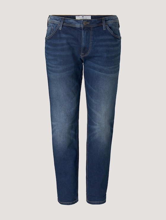 Slim Jeans - Männer - mid stone wash denim - 7 - Men Plus