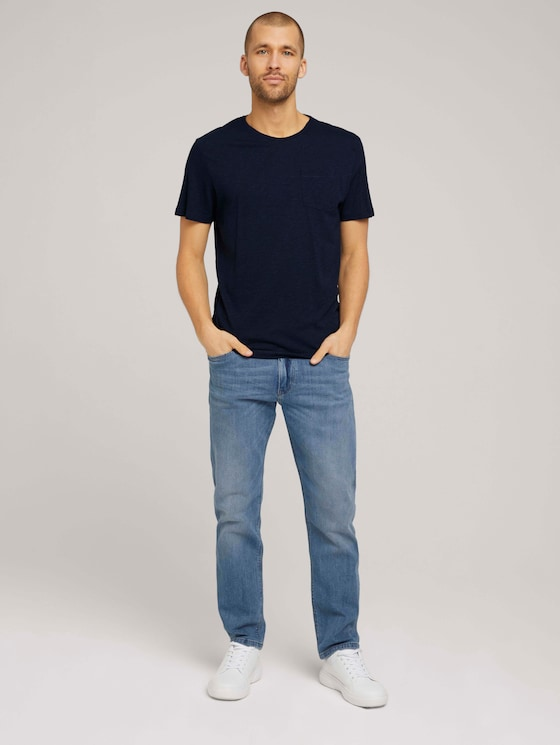 Trad Relaxed Jeans - Männer - mid stone wash denim - 3 - TOM TAILOR
