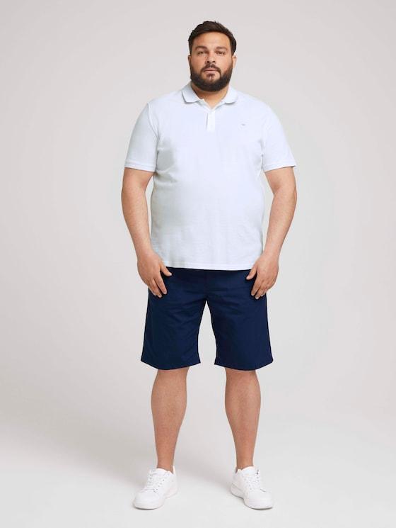 Josh Regular Slim Shorts - Männer - Sailor Blue - 3 - Men Plus