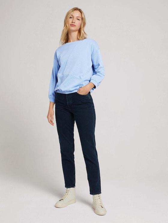 Mom-fit jeans - Women - dark stone blue black denim - 3 - TOM TAILOR Denim