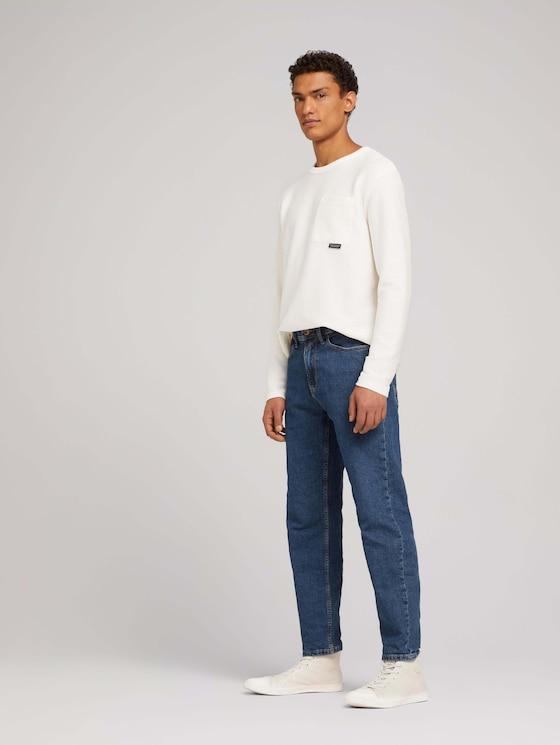 Loose fit jeans - Men - stone wash denim - 3 - TOM TAILOR Denim