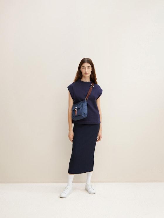 Rina shoulderbag - Women - blue - 5 - TOM TAILOR