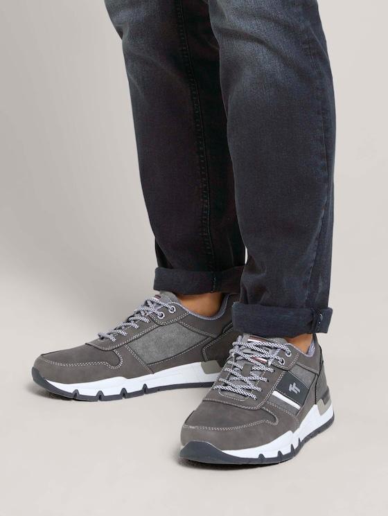 Sportliche Sneaker - Männer - grey - 5 - TOM TAILOR