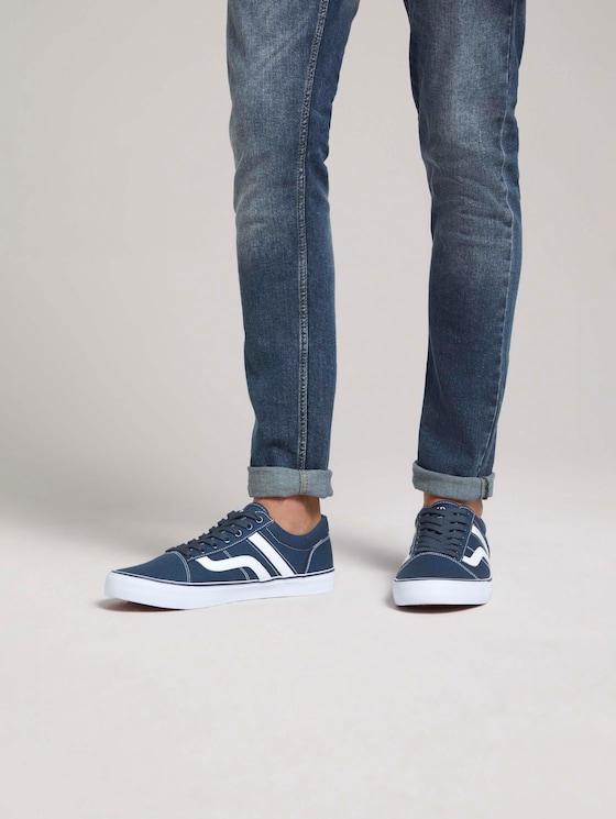 Basic Sneaker - Männer - navy - 5 - TOM TAILOR Denim