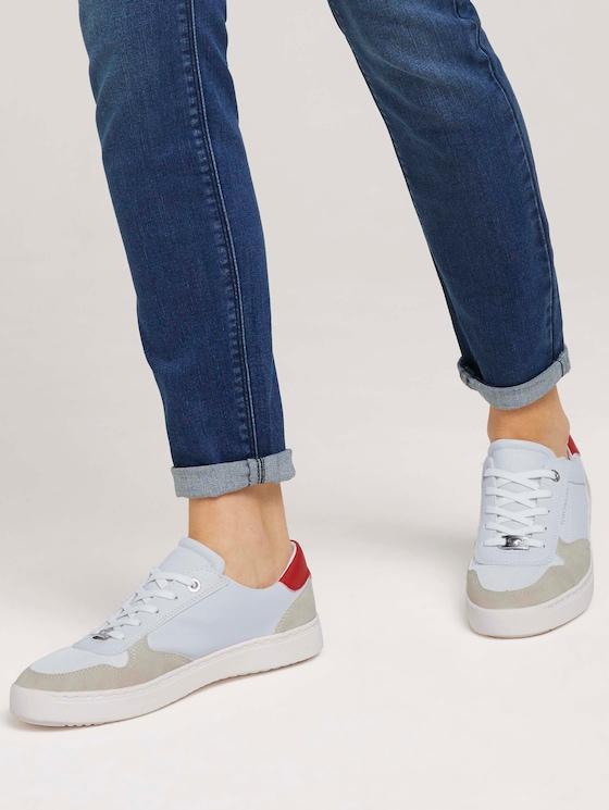 sportlicher Sneaker - Frauen - offwhite - 5 - TOM TAILOR
