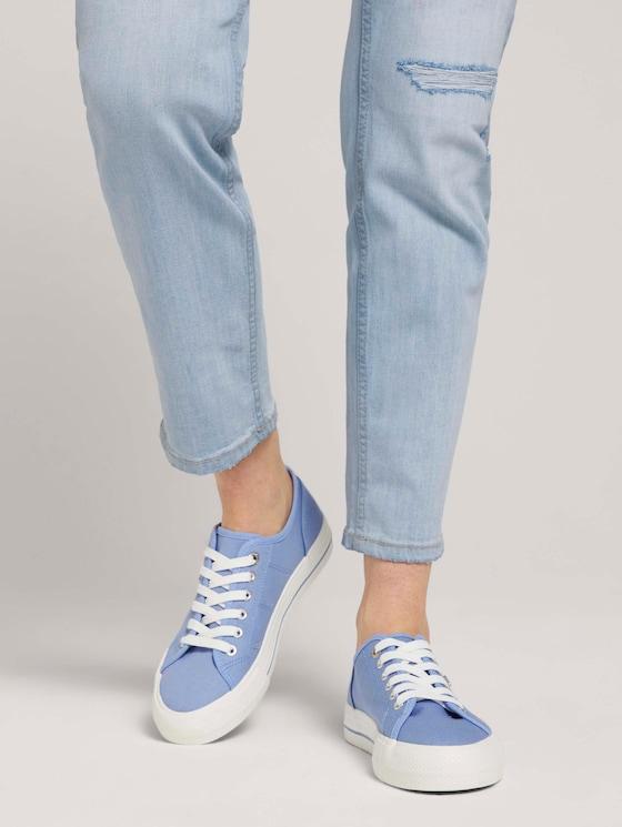 schlichter Sneaker - Frauen - blue - 5 - TOM TAILOR Denim