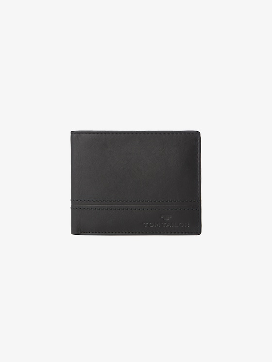 Jerrie purse - Men - schwarz / black - 7 - TOM TAILOR