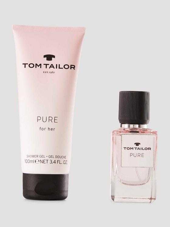 Geschenkset Pure Parfum for her - Frauen - undefiniert - 7 - TOM TAILOR