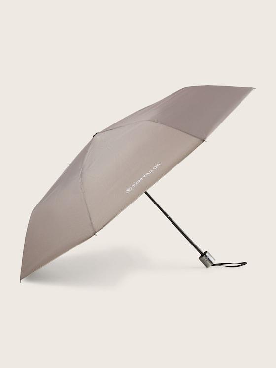 Regenschirm - unisex - anthra - 7 - TOM TAILOR