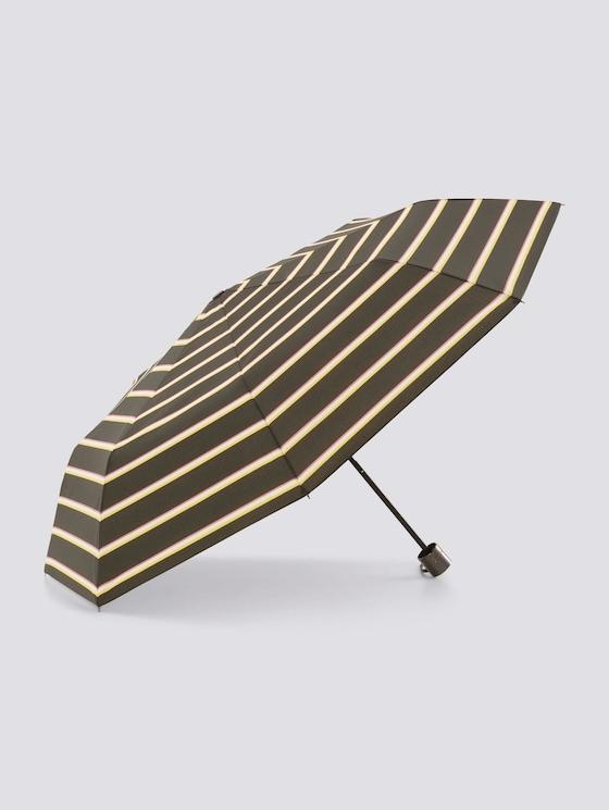 Regenschirm - unisex - stripes - 7 - TOM TAILOR