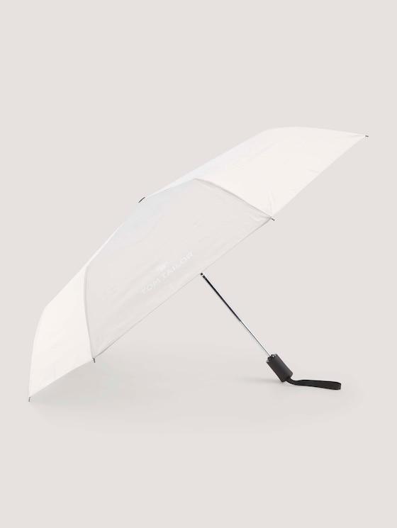 Kleiner Automatik Regenschirm - unisex - dusty beige - 7 - TOM TAILOR