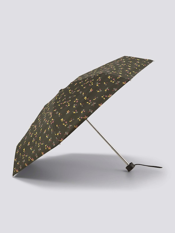 Mini Umbrella - unisex - flowers - 7 - TOM TAILOR