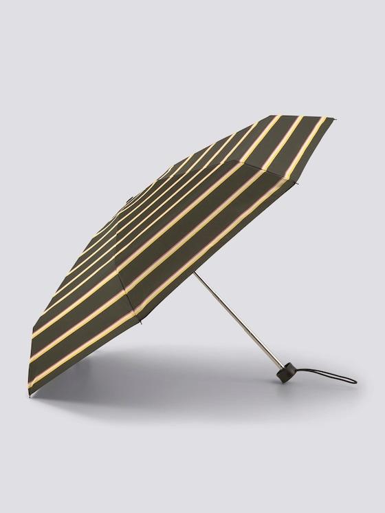 Mini-paraplu - uniseks - stripes - 7 - TOM TAILOR