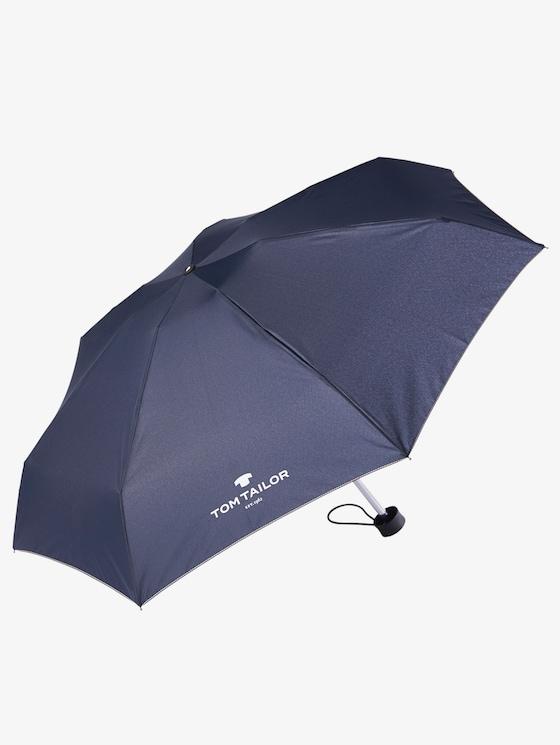 Ultra mini Taschenschirm - unisex - dark blue - 1 - TOM TAILOR
