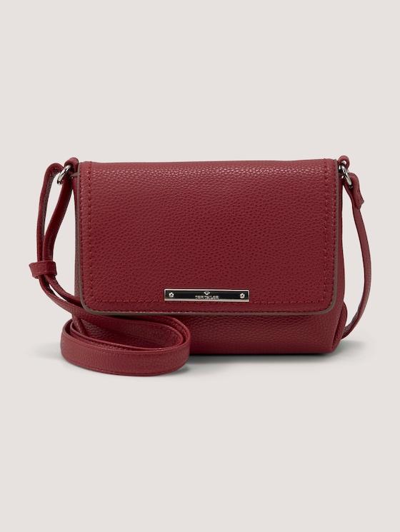 LOU shoulder bag - Women - red - 7 - TOM TAILOR