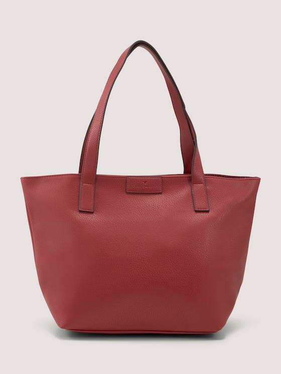 Shopper Miri - Frauen - red - 7 - TOM TAILOR