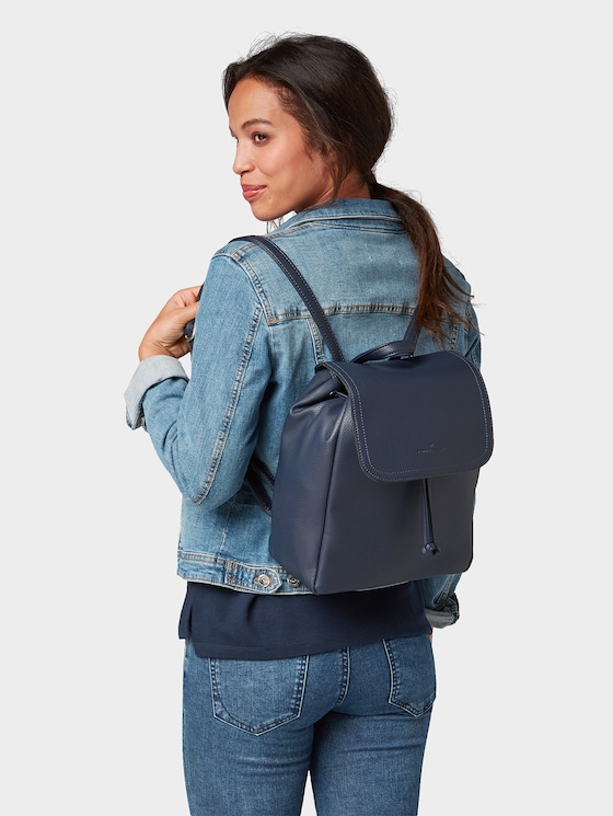 Tinna rucksack - Women - blue - 5 - TOM TAILOR