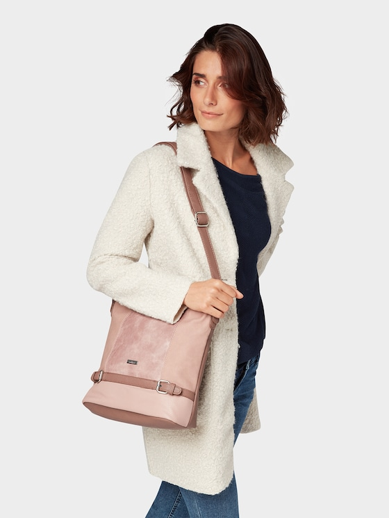 Juna hobo bag - Women - rose - 5 - TOM TAILOR