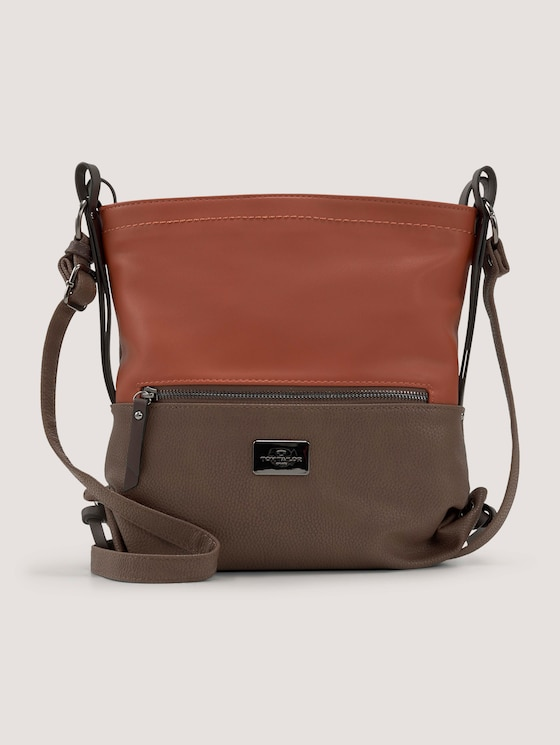Elin Crossbody Tas - Vrouwen - mixed brown - 7 - TOM TAILOR