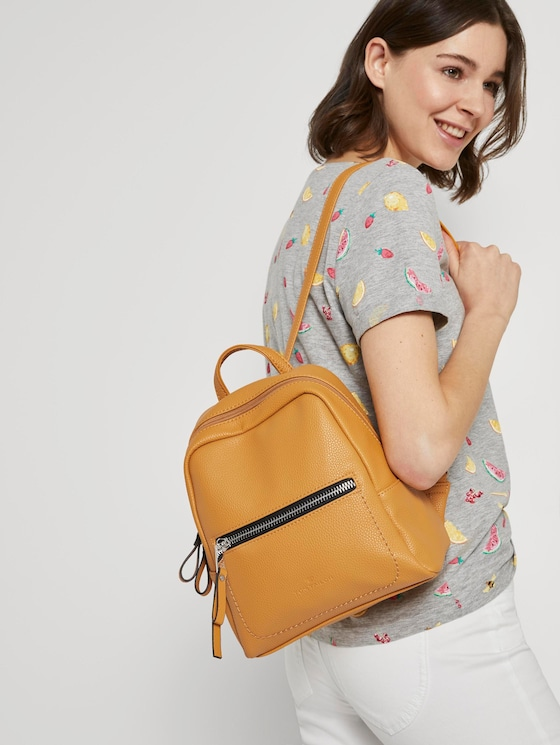 Tinna rucksack - Women - gelb / yellow - 5 - TOM TAILOR