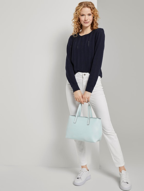 Shopper Marla - Frauen - mint / mint - 5 - TOM TAILOR