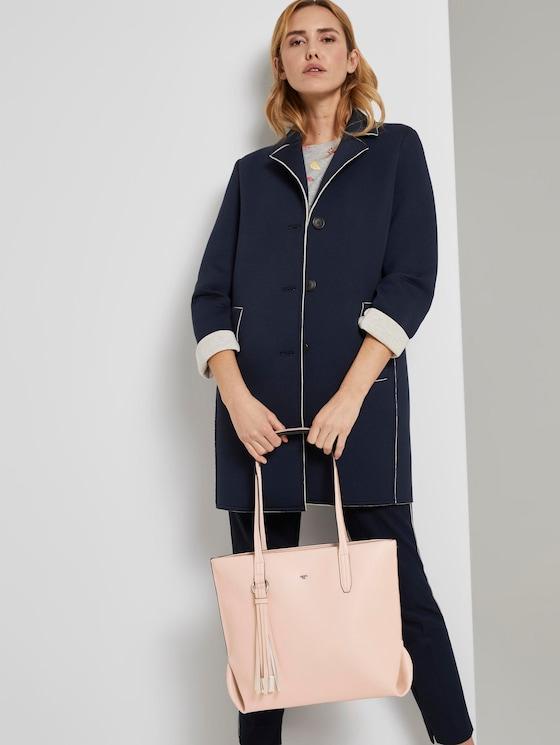 Shopper LUCCA - Frauen - mid rose - 5 - TOM TAILOR
