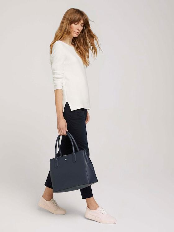 Shopper ROMA - Frauen - dark blue - 5 - TOM TAILOR