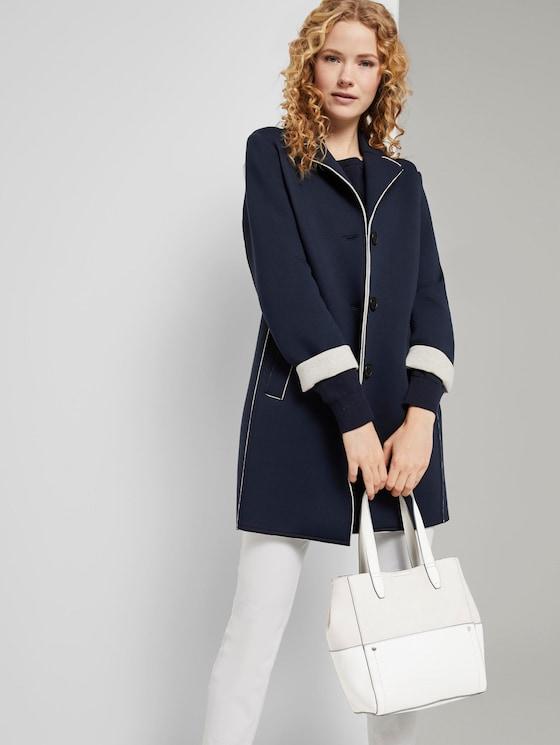 Shopper FANO - Frauen - mid grey - 5 - TOM TAILOR
