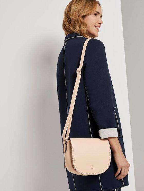 Überschlagtasche FANO - Frauen - mid rose - 5 - TOM TAILOR