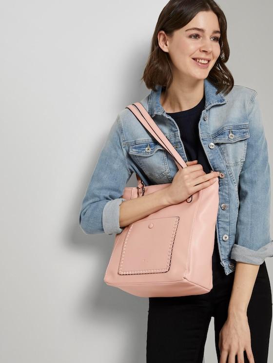 Shopper PARMA - Frauen - mid rose - 5 - TOM TAILOR