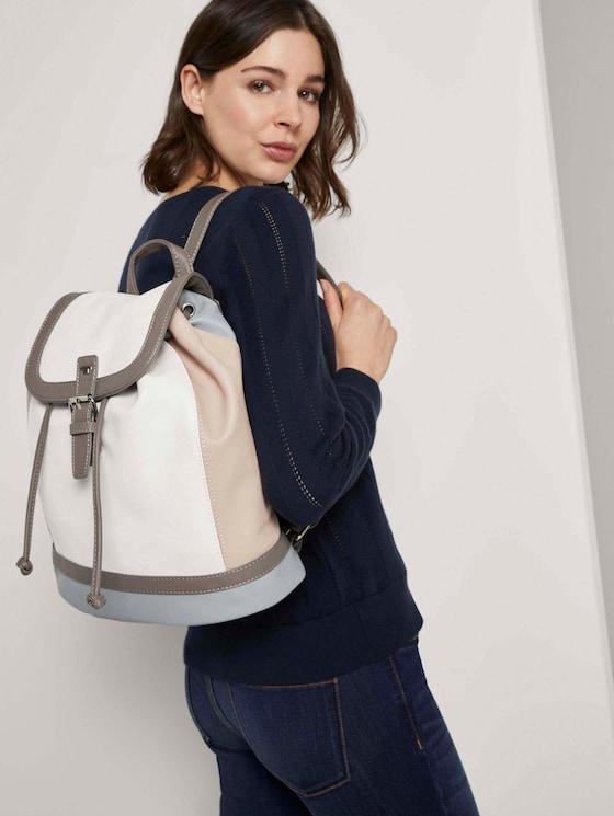 Backpack Juna Flash - Women - mixed rose - 5 - TOM TAILOR