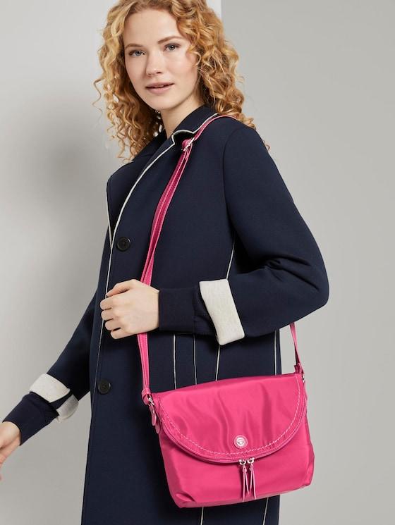 Überschlagtasche VENEZIA - Frauen - pink /pink - 5 - TOM TAILOR