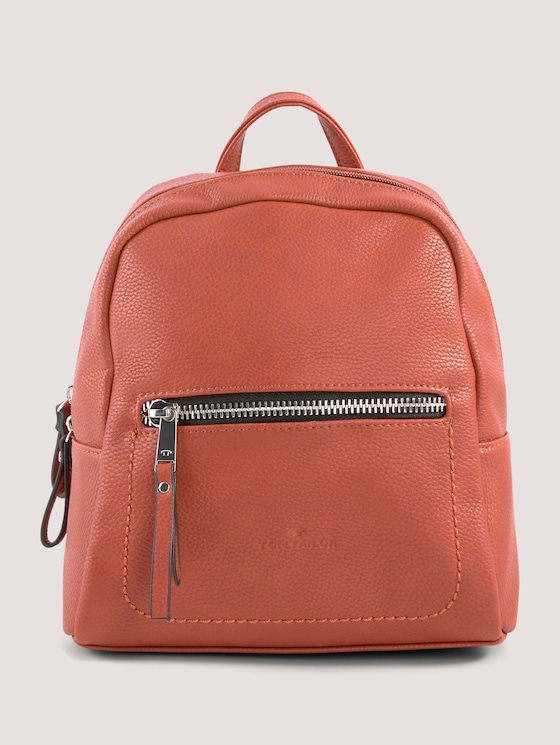 Backpack TINNA FLASH - Women - orange / orange - 7 - TOM TAILOR