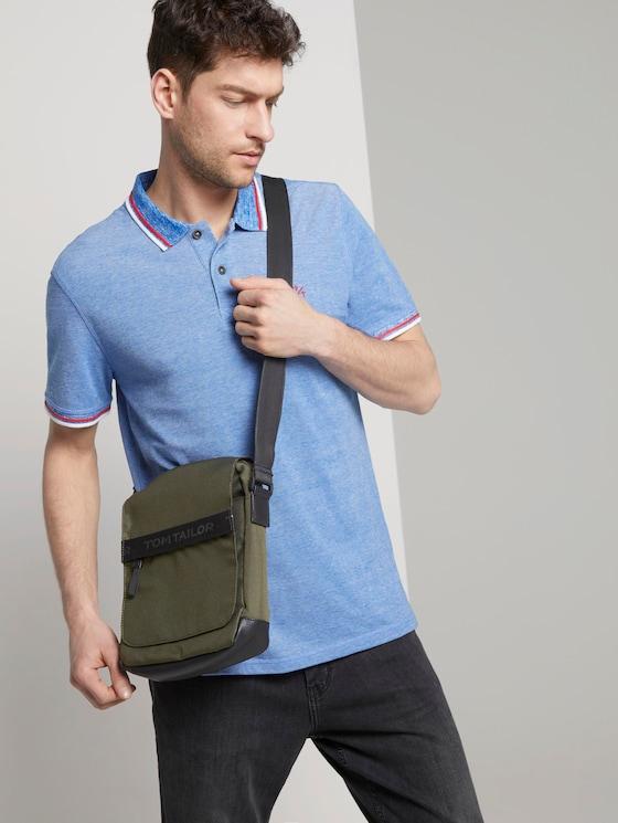 Überschlagtasche Matteo - Männer - khaki / khaki - 5 - TOM TAILOR