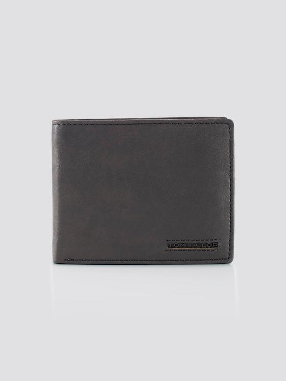 Portemonnaie Barry - Männer - schwarz / black - 7 - TOM TAILOR