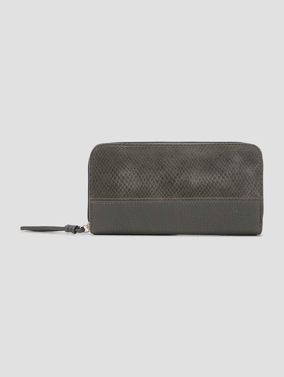 Portemonnaie Helina - Frauen - snake grey - 7 - TOM TAILOR