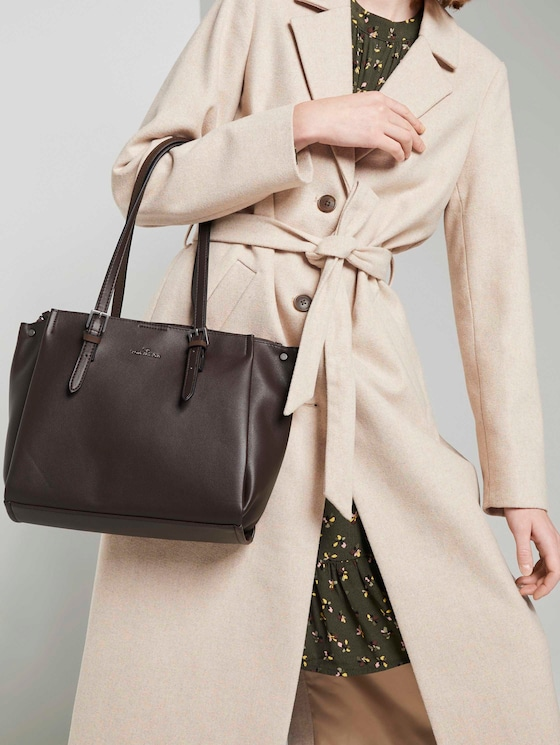 Tania Shopper - Frauen - dark brown - 5 - TOM TAILOR