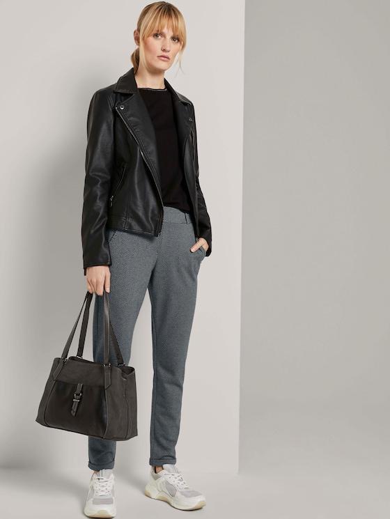 Lone Großer Shopper - Frauen - dark grey - 5 - TOM TAILOR